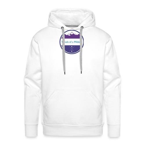 Women's Tee centre logo - Men's Premium Hoodie