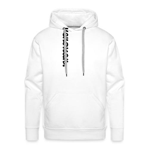 venoxan T-Shirt mit Schriftzug an der Seite - Men's Premium Hoodie