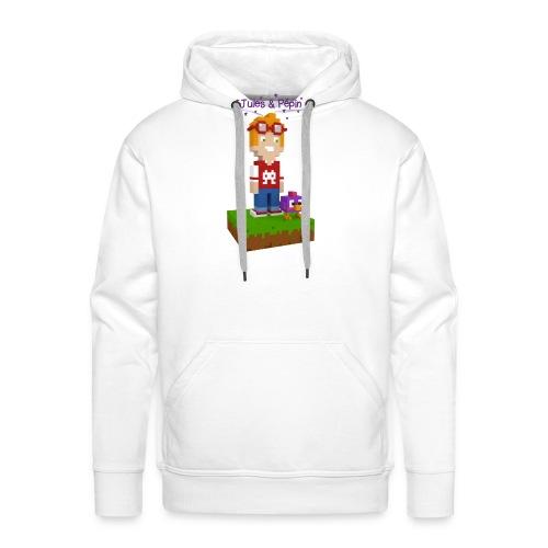 Jules et Pépin - Sweat-shirt à capuche Premium pour hommes