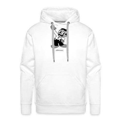 NoName Alter Cartoon Pullover - Männer Premium Hoodie