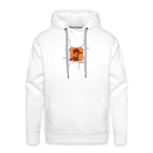 Code lyoko - Sweat-shirt à capuche Premium pour hommes