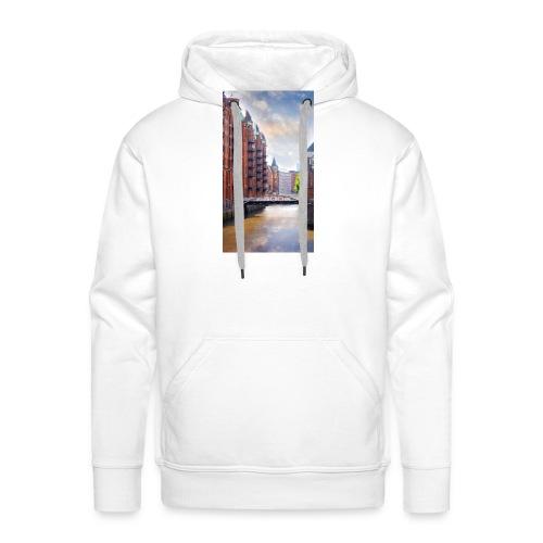 magazine unlock 05 2 3 1369 CC3ECA0D5C17CB54DAE35 - Sweat-shirt à capuche Premium pour hommes