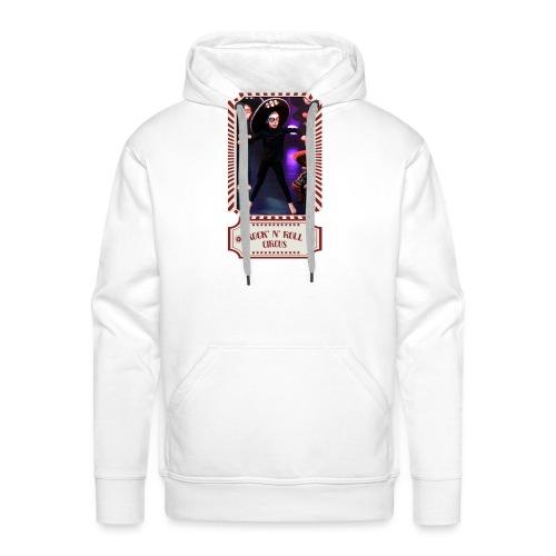 Coco Dia Muertos G021 - R - Sweat-shirt à capuche Premium pour hommes