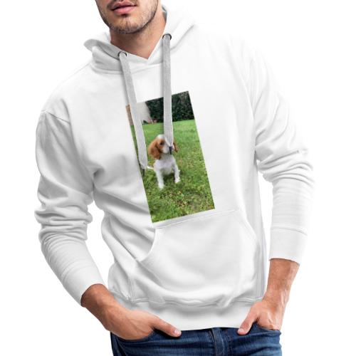 Too cute for you - Sweat-shirt à capuche Premium pour hommes