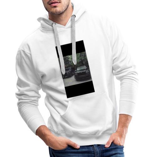 Luxury Lifestyle RR x G-Wagon - Mannen Premium hoodie