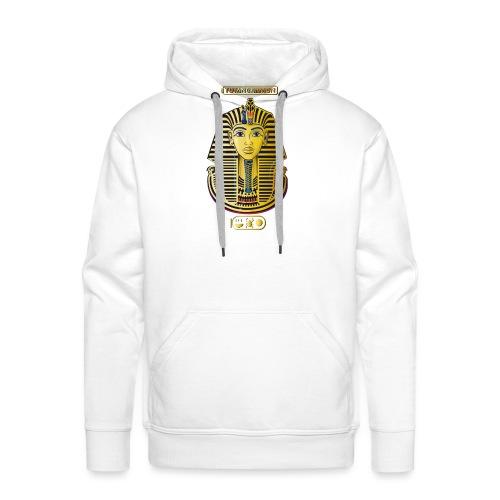 Tutanchamun I Goldmaske I Ägypten - Männer Premium Hoodie