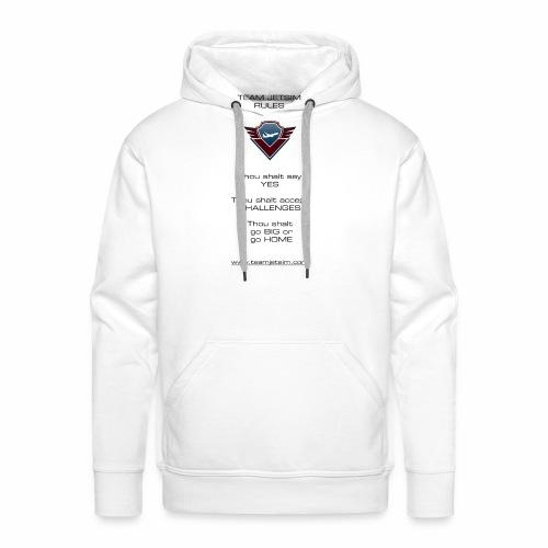 TJS RULES - Men's Premium Hoodie