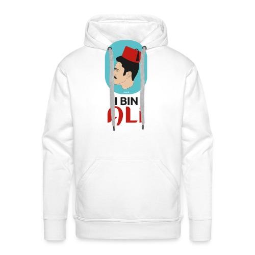 I bin Ali - Apparel gegen Rassismus - Männer Premium Hoodie