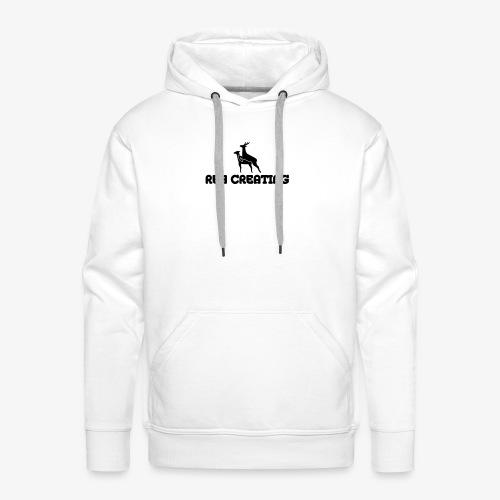 Reh Creating - Männer Premium Hoodie
