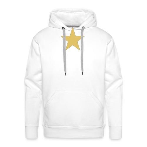 ardrossan st.pauli star - Men's Premium Hoodie