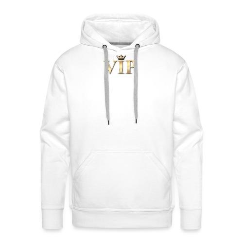 wag-vip-png - Herre Premium hættetrøje