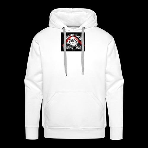 elsace-supermot - Sweat-shirt à capuche Premium pour hommes
