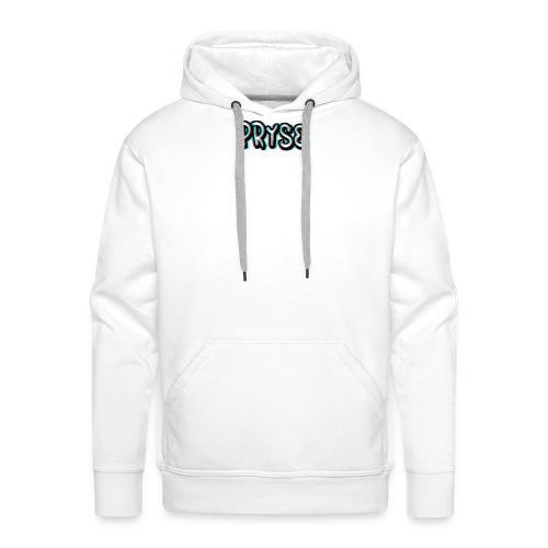 Ecriture pryse - Sweat-shirt à capuche Premium pour hommes