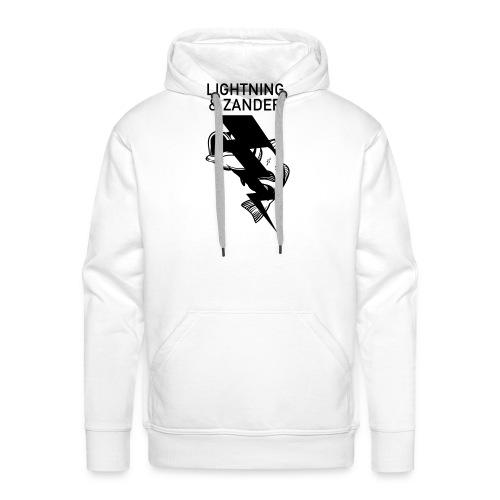 Lightning & Zander - Männer Premium Hoodie