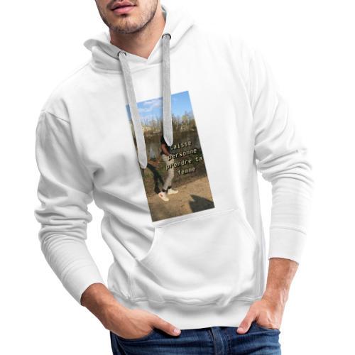 2DF2B31A F528 4288 B2CD 82B2BC2434A9 - Sweat-shirt à capuche Premium pour hommes