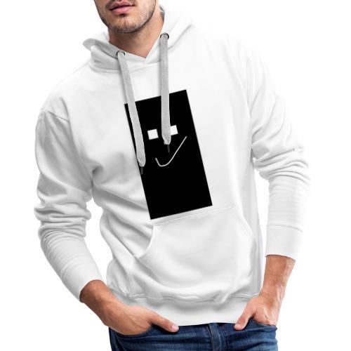 Smile :) - Männer Premium Hoodie