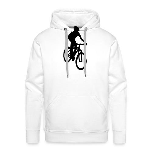 Mountainbiker - Männer Premium Hoodie
