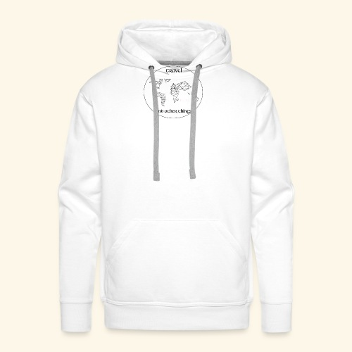 Travel and other Things - Männer Premium Hoodie