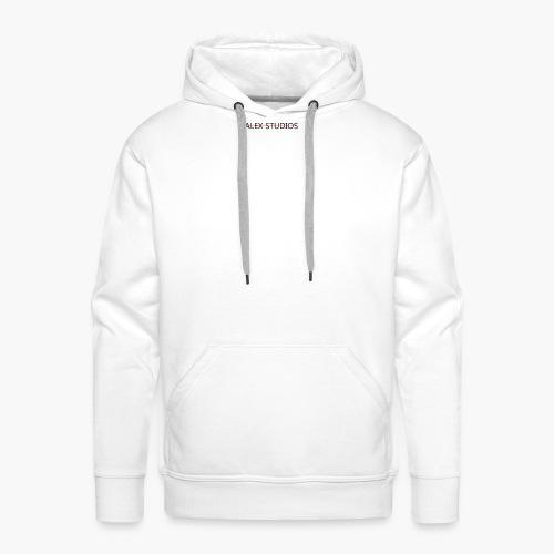 AlexStudios for men - Männer Premium Hoodie