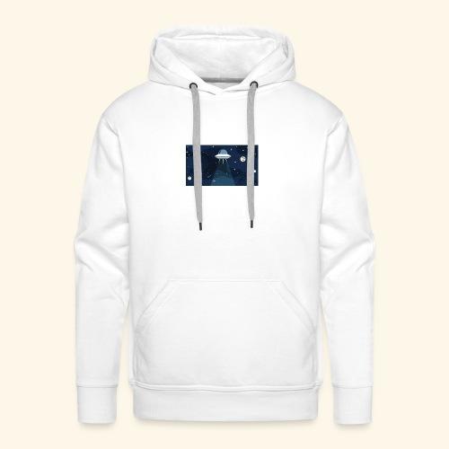 martien galactic - Sweat-shirt à capuche Premium pour hommes