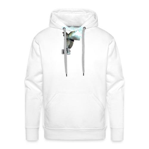 ThunderGuild - Sweat-shirt à capuche Premium pour hommes