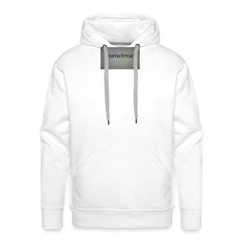 roels t-shirt - Mannen Premium hoodie