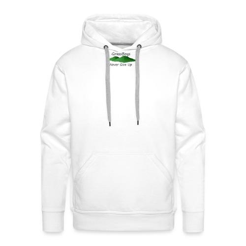 GrassBoys - Men's Premium Hoodie
