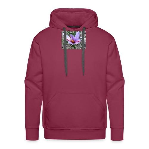 crocus - Sweat-shirt à capuche Premium pour hommes