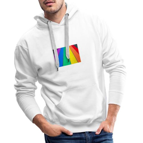Lgbtq Street - Männer Premium Hoodie