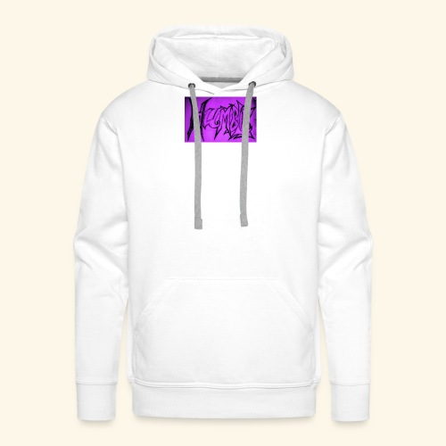 HUMBLE PURPLE - Men's Premium Hoodie