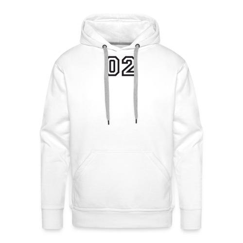 Praterhood Sportbekleidung - Männer Premium Hoodie