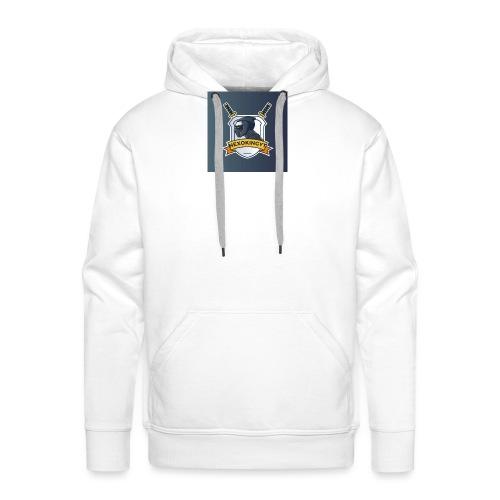 nexoking Logo - Männer Premium Hoodie