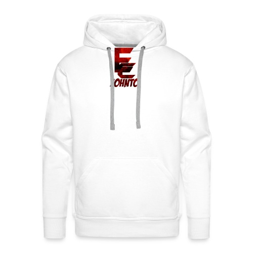Evolve Johnto Logo Transparent 1 png - Men's Premium Hoodie