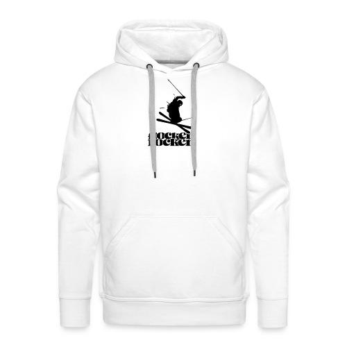Flocken rocken - Männer Premium Hoodie