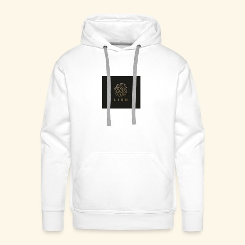 You are the king! - Männer Premium Hoodie