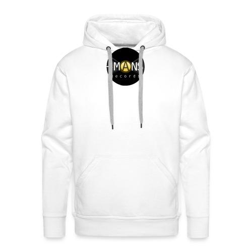 Logo MANS Records - Men's Premium Hoodie