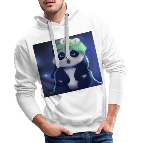 BnjiixLand Logo - Sweat-shirt à capuche Premium pour hommes