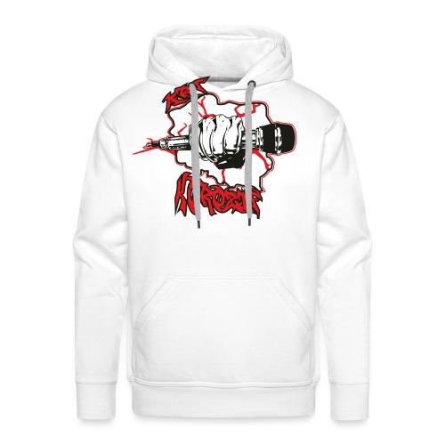 Korozif png - Sweat-shirt à capuche Premium pour hommes
