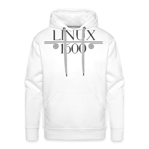 linux eps inkscape - Männer Premium Hoodie