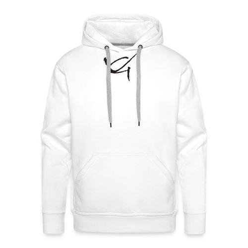 Box LOGO LG - Sweat-shirt à capuche Premium pour hommes