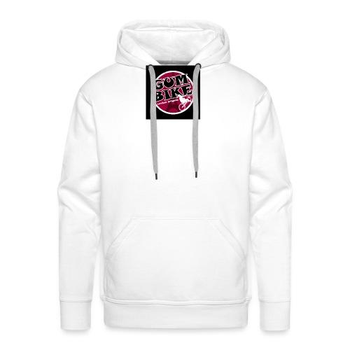 badge017 - Sweat-shirt à capuche Premium pour hommes
