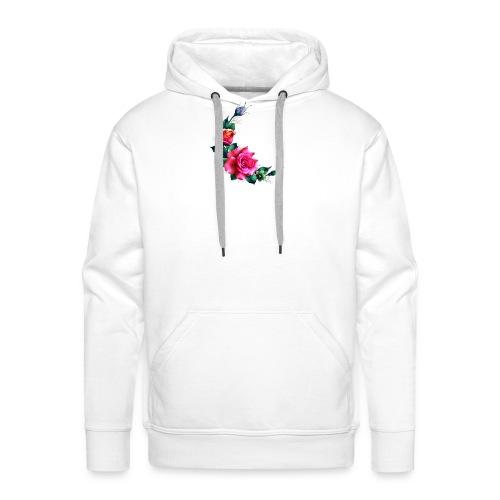 Flowers - Premiumluvtröja herr