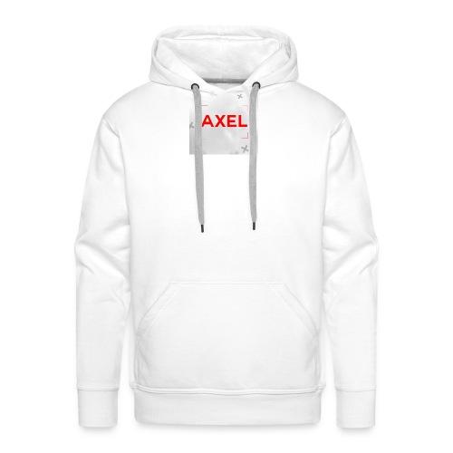 Youtube Logo - Mannen Premium hoodie