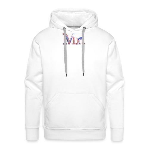 Mister Mr. - Sweat-shirt à capuche Premium pour hommes