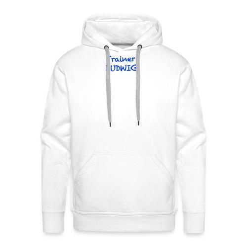 krug logo - Männer Premium Hoodie