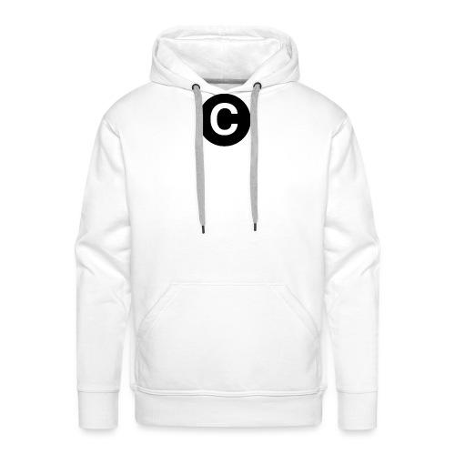 @covbikelife logo - Men's Premium Hoodie