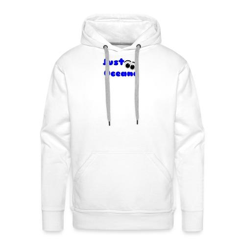 justoceane shirt vrouwen - Mannen Premium hoodie