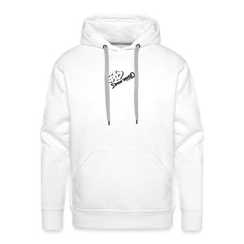 Simon's Brand - Sweat-shirt à capuche Premium pour hommes
