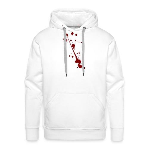 Blood - Männer Premium Hoodie