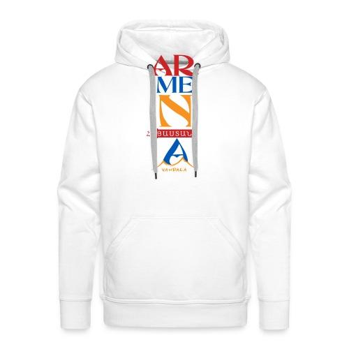 armenia - Männer Premium Hoodie